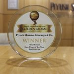 LegalComprehensive.com Golden Global Awards 2015 - Real Estate Law Firm of the Year Botswana